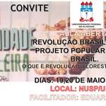 Aula Aberta: Revolução Brasileira e o Projeto Popular para o Brasil