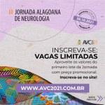II JORNADA ALAGOANA DE NEUROLOGIA – APROVEITE PREÇO PRIMEIRO LOTE