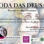 Roda das Deusas: encontro com o feminino
