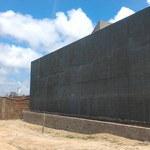 UNIDADE DOCENTE-ASSISTENCIAL: Prédio em construção
