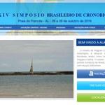 XIV Simpósio Brasileiro de Cronobiologia (será realizado na Praia do Francês-AL)